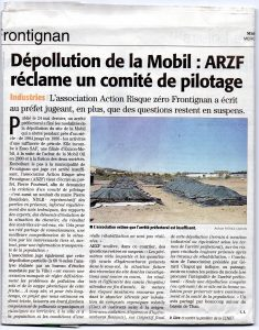 Article midi libre du 22 juin 2016